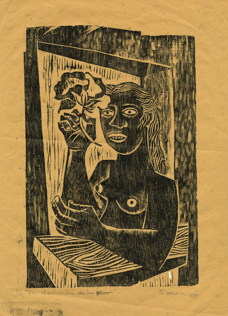 Obra de Enrique Grau Araújo