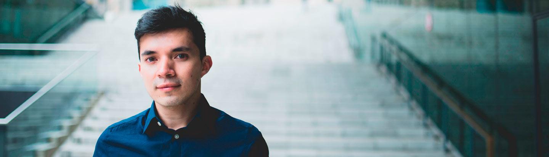 Concierto del pianista Sebastián Avendaño en el marco de la Serie de los Jóvenes Intérpretes ofrecido en la Sala de Conciertos de la Biblioteca Luis Ángel Arango el jueves 27 de abril de 2017