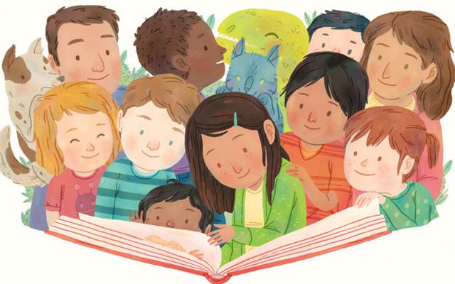 Club para niños y jóvenes lectores