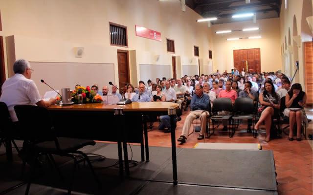conferencia en cartagena