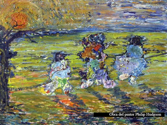 cuadro en pintura artístisca