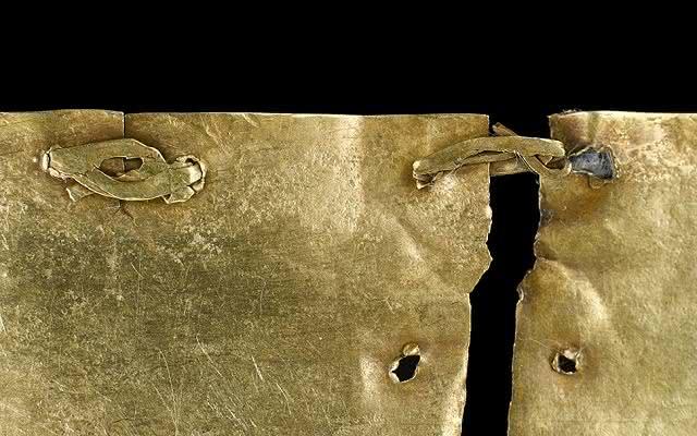 Acerccamiento a reparación de corona de oro