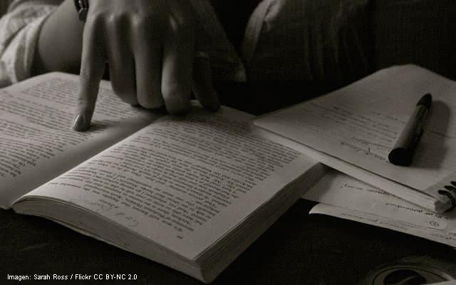 Mujeres en la escritura