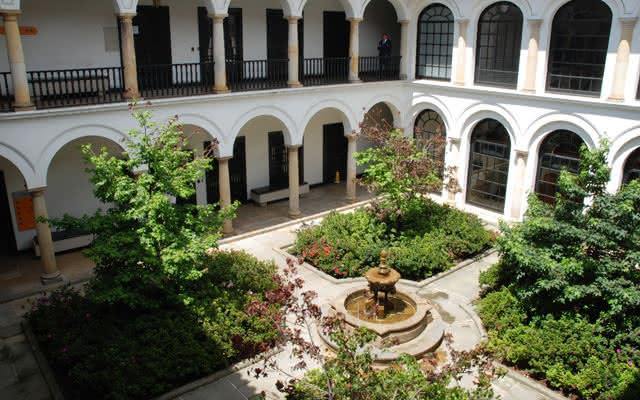 Plazoleta del Museo Botero