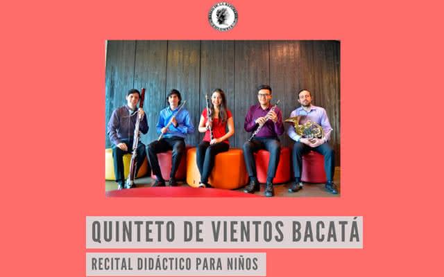 Recital didáctico en Buenaventura