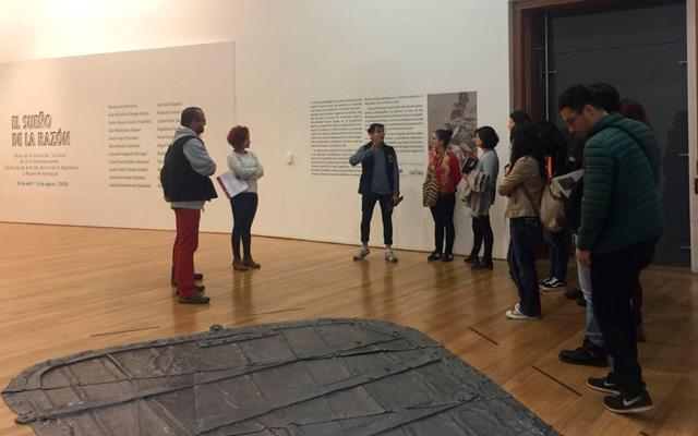 Visita a la Colección de Arte