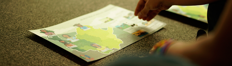 Taller 'Nuestra diversidad: Nuestros pueblos indígenas de Antioquia'