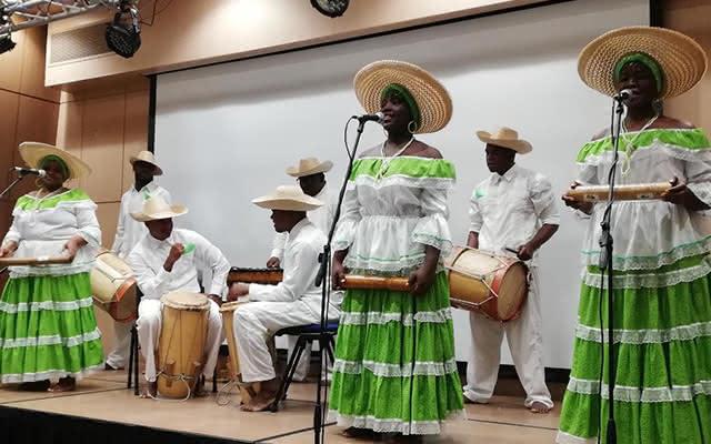 Foro Central Afro en Buenaventura