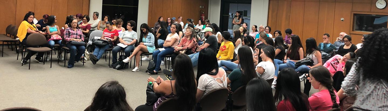 Encuentro de mujeres en Medellín