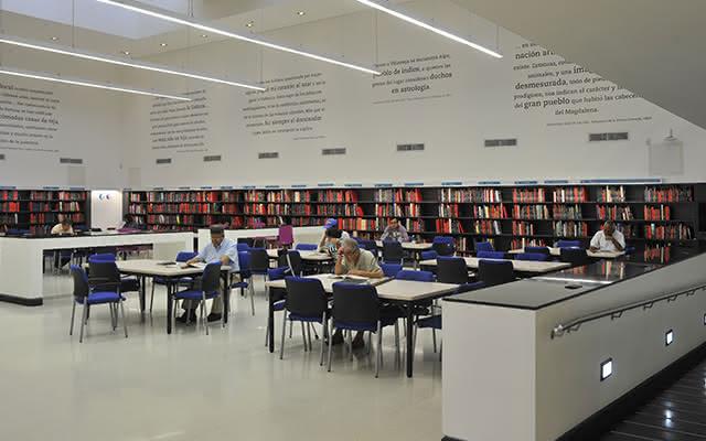 Biblioteca del Banco de la República en Neiva