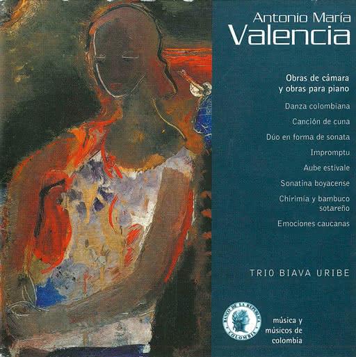 Disco compacto - Antonio María Valencia
