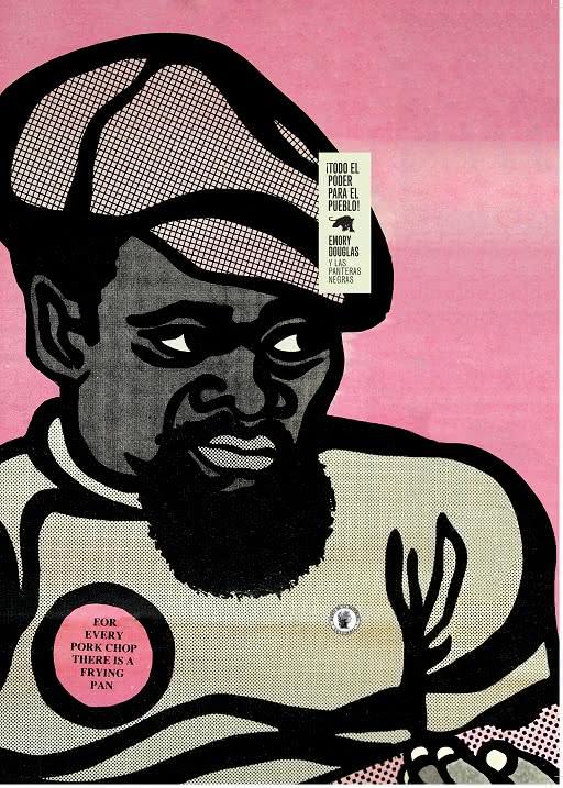 Catálogo ¡Todo el poder para el pueblo! Emory Douglas y las panteras negras