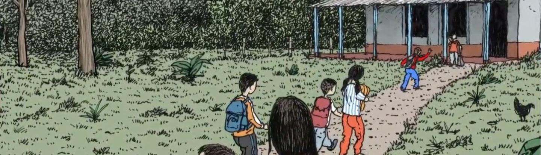 La luna en los almendros, primera novela en lengua de señas colombiana