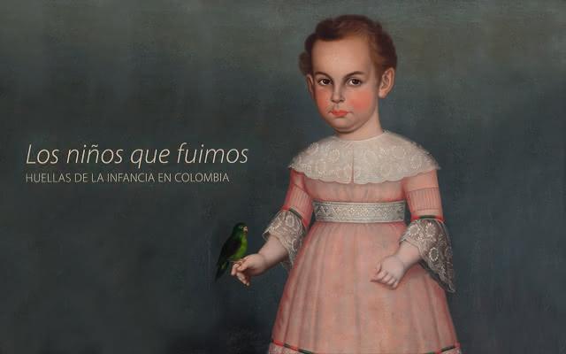 Detalle del Retrato del niño Cuervo