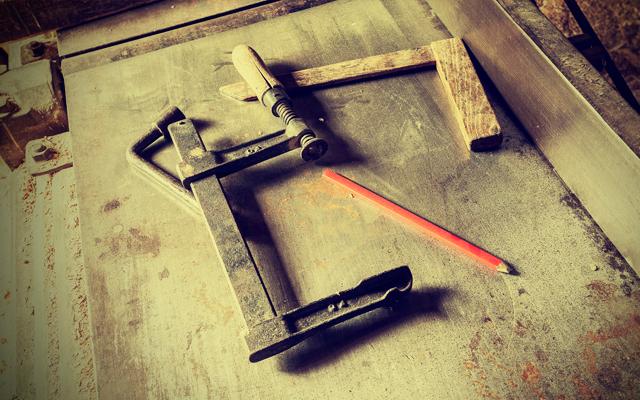 Instrumentos de carpintería