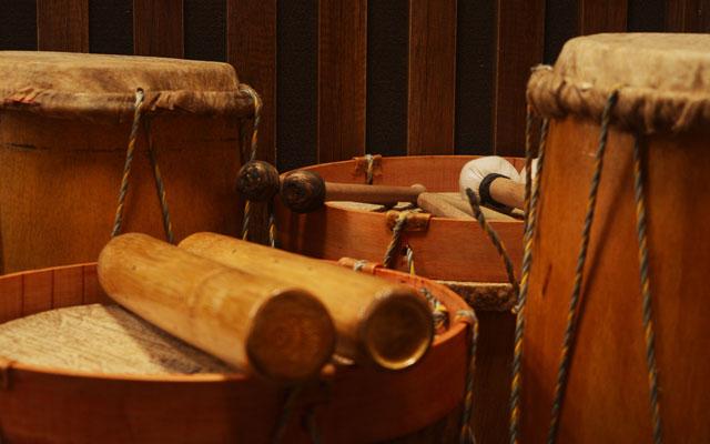 instrumentos musicales de pacífico