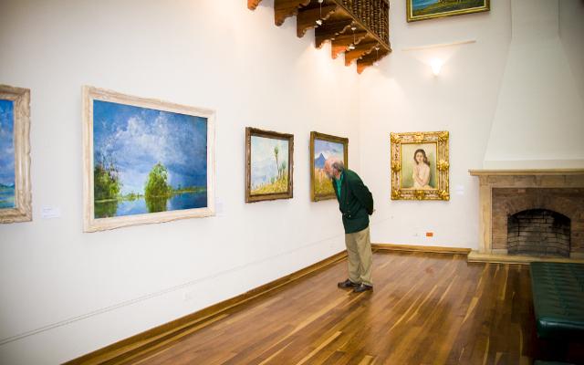Sala de exposiciones Casa Gómez Campuzano